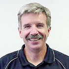 Tom Fahie, Youth Development Coordinator, Special Olympics Nova Scotia