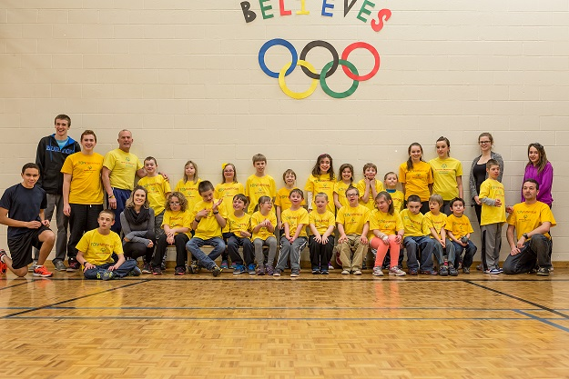 Bedford/Sackville FUNdamentals - Special Olympics NS
