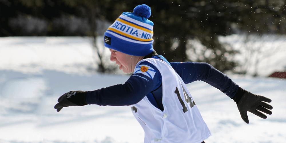 Snowshoeing - Special Olympics Nova Scotia