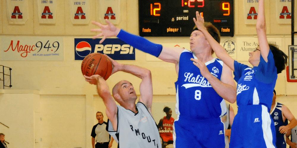 Basketball - Special Olympics Nova Scotia