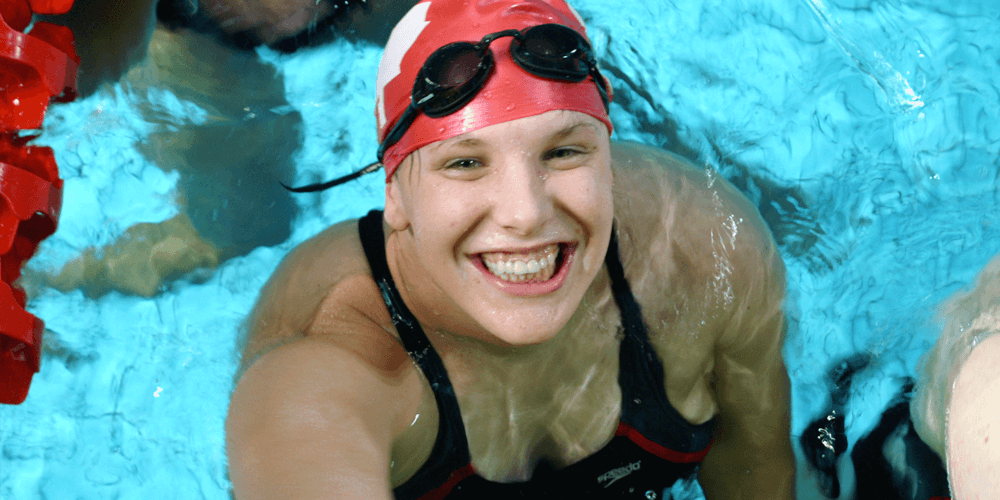 Swimming - Special Olympics Nova Scotia