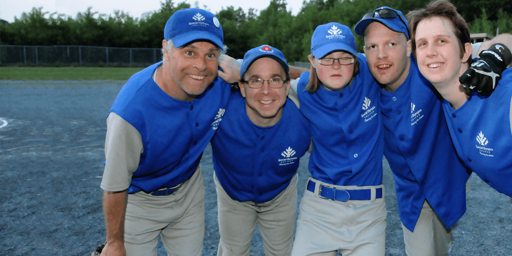 Softball - Special Olympics Nova Scotia