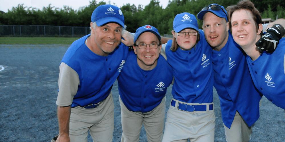 Softball - Special Olympics Nova Scotia