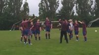 Sackville Bedford Team preparing for competition.