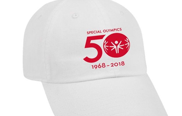 Challenge Accepted ! Show us your picture in your 50th Anniversary Cap